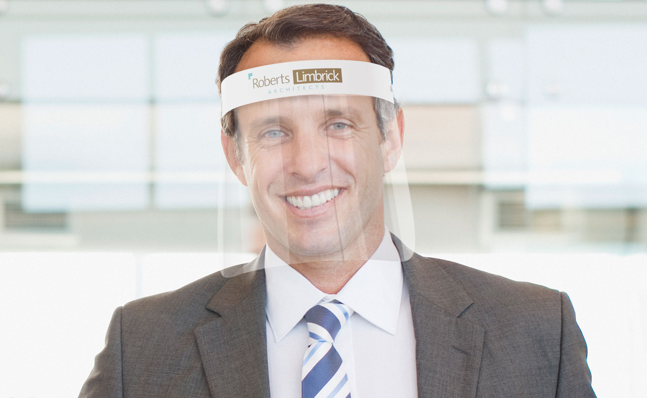 Barrier - Personalised Face Visors