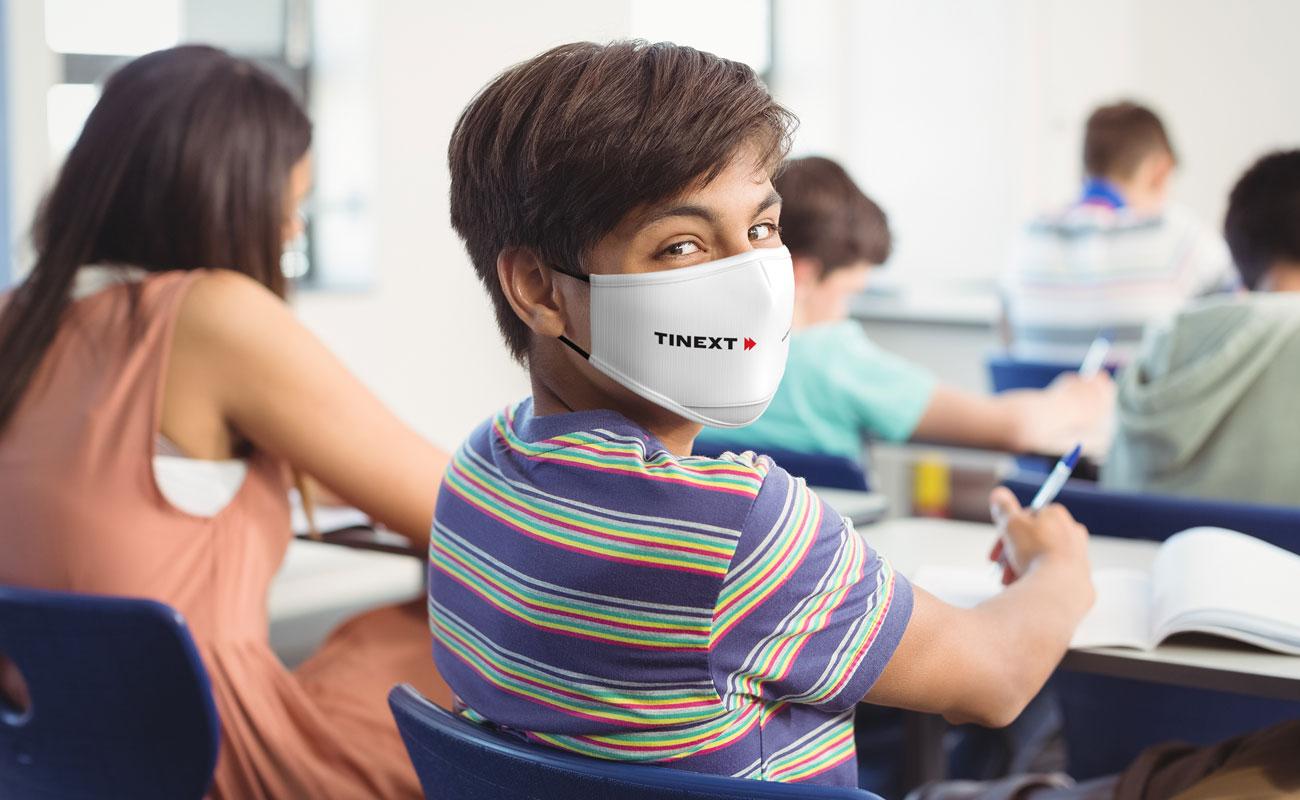 Junior - Custom Facemasks