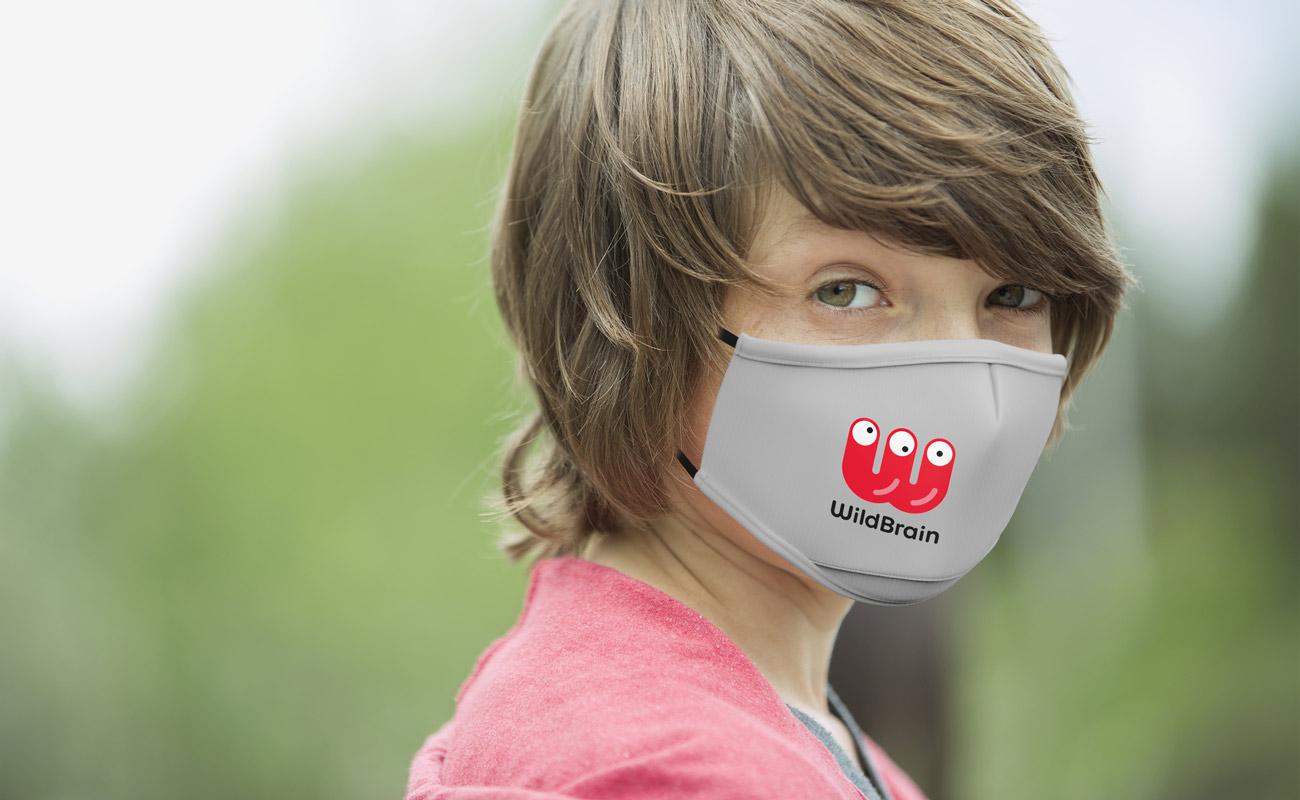 Junior - Personalised Face Masks
