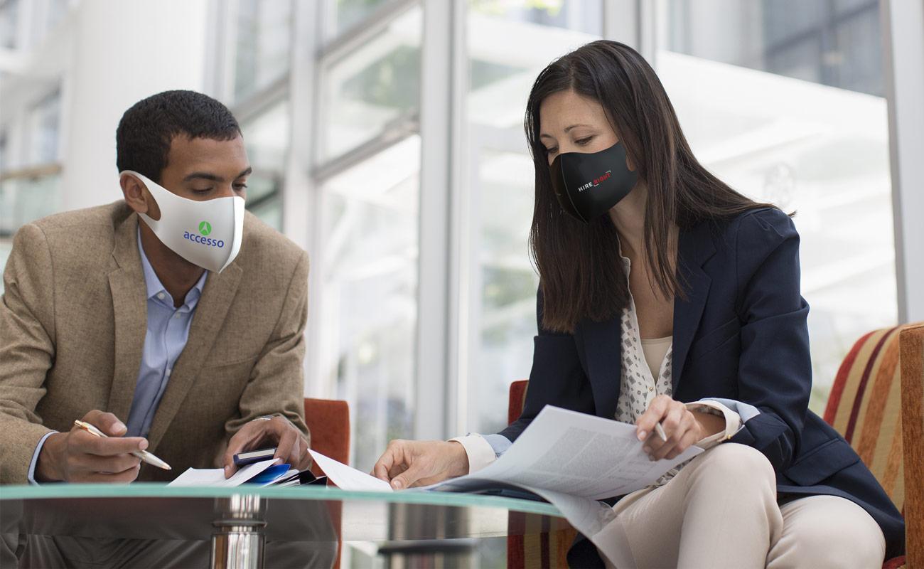 Neo - Printed Washable Face Masks